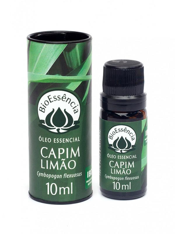 OLEO ESSENCIAL DE CAPIM LIMAO 10ML